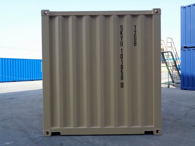 container 10 front