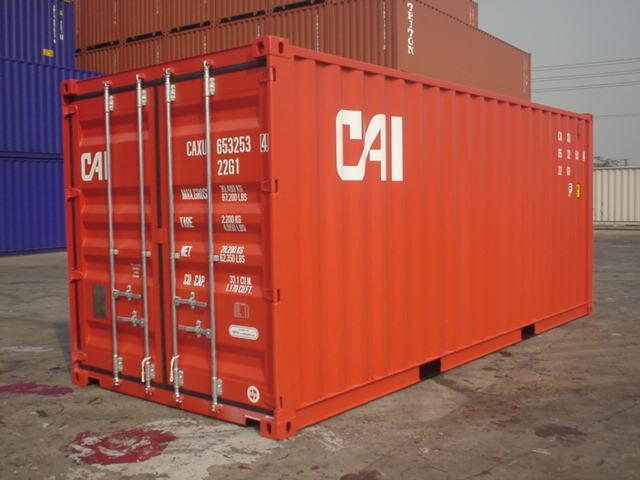 Container 20' Box