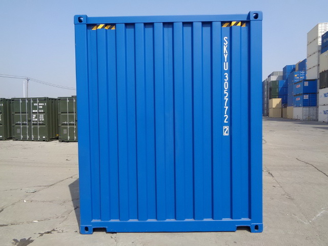container 20HC front