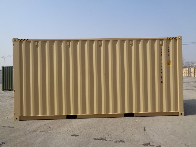 container 20HC right side