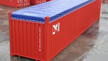 Container 40' Open Top